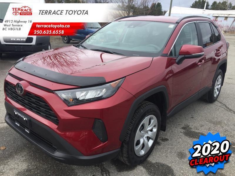 2020 Toyota RAV4 Image