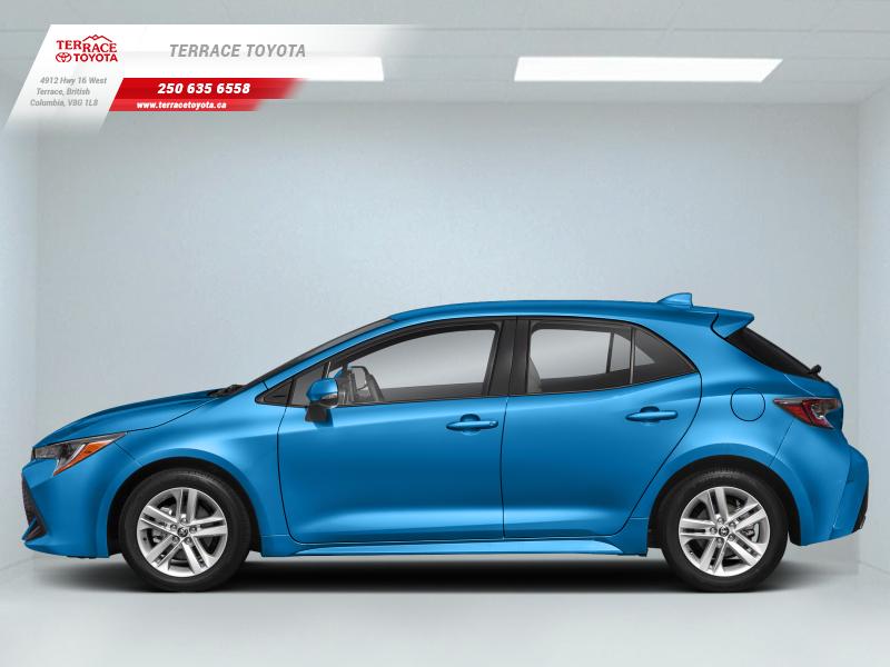 2021 Toyota Corolla Hatchback Image