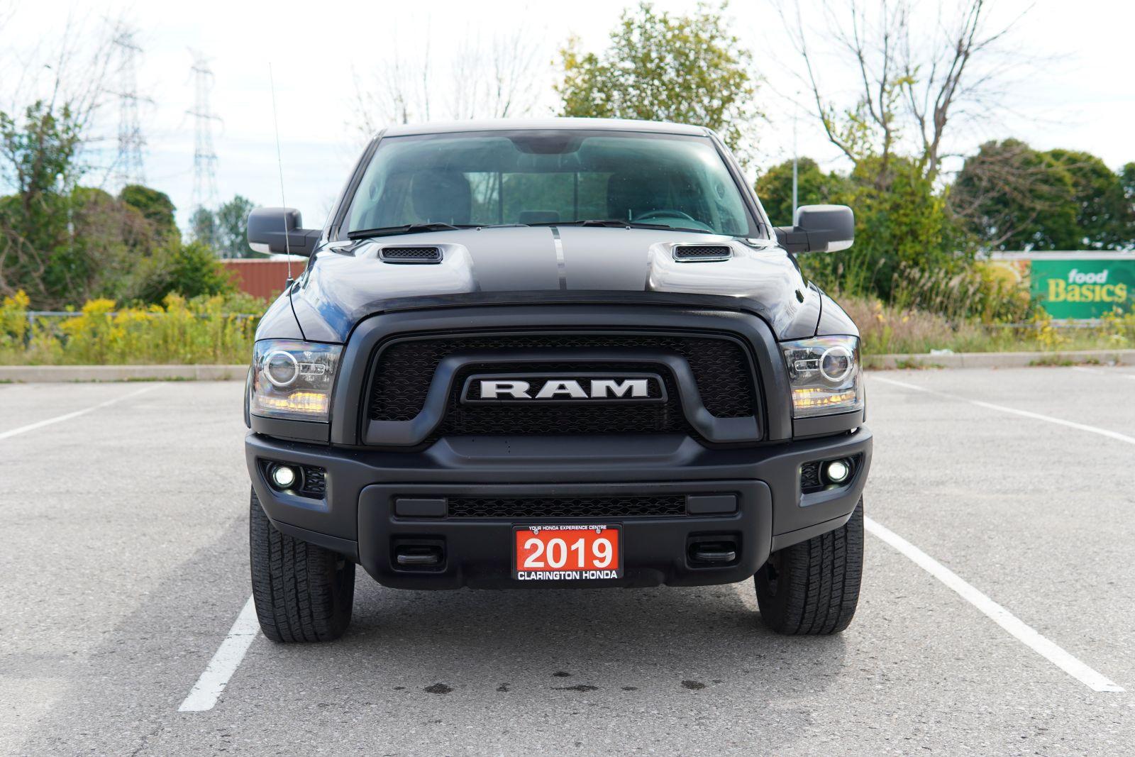 2019 RAM RAM 1500 Crew Cab 4x4 (DS)