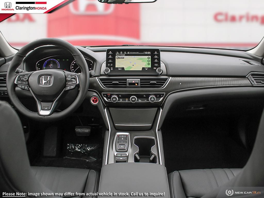 2020 Honda Accord Hybrid