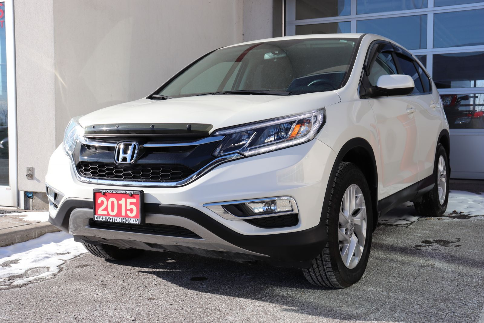 2015 Honda CR-V