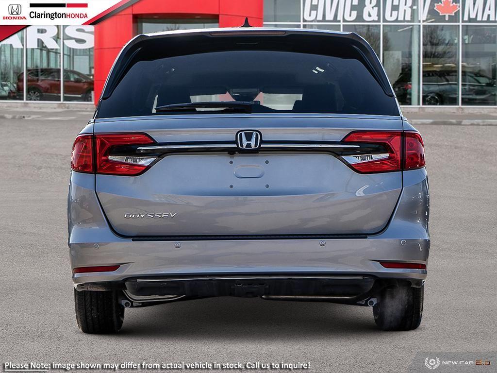 2022 Honda Odyssey