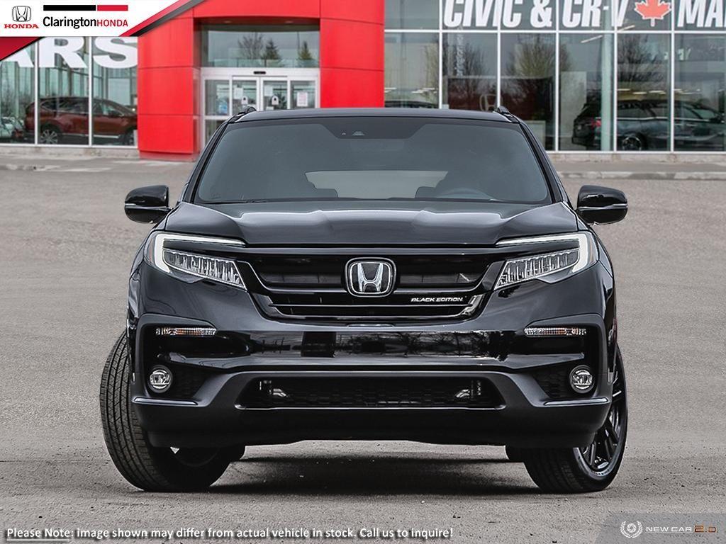 2021 Honda Pilot