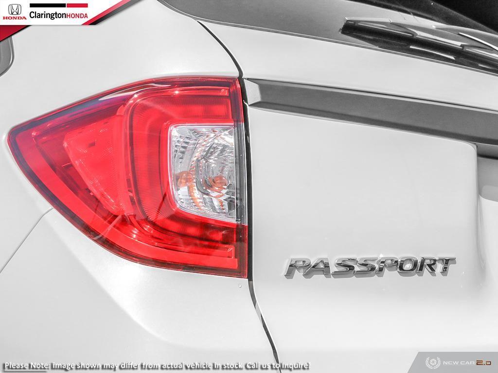 2021 Honda Passport
