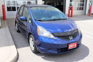 2014 Honda Fit