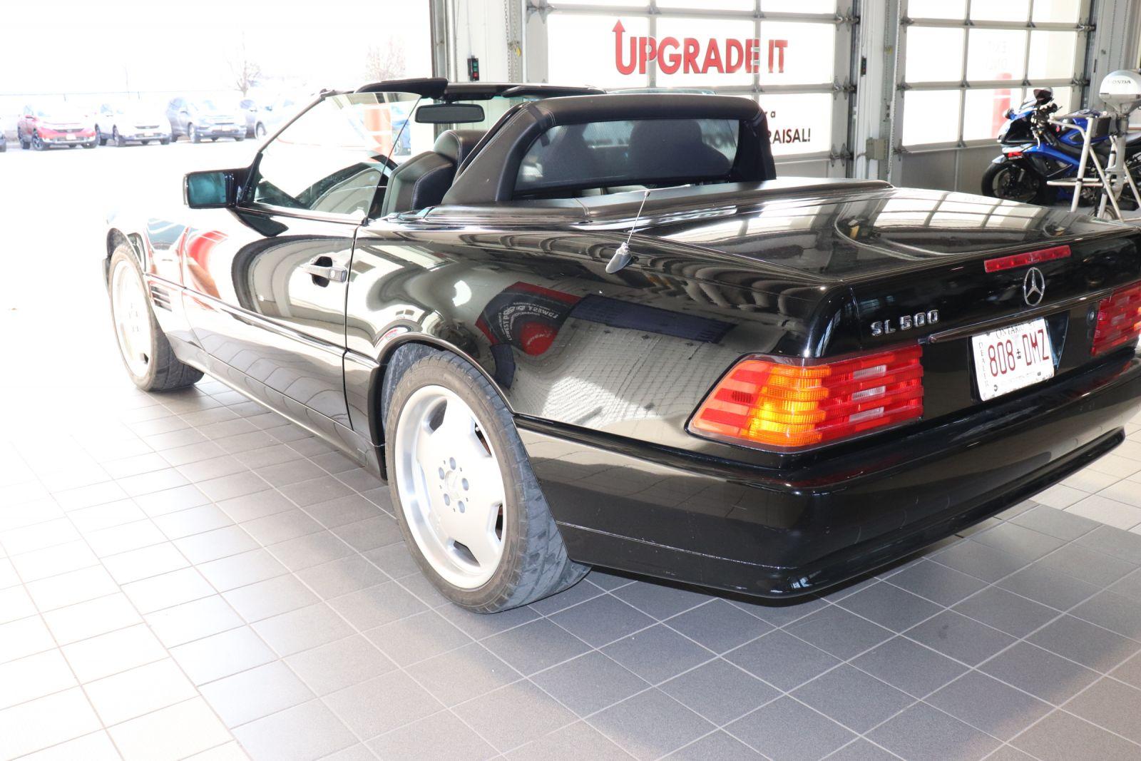 1995 Mercedes-Benz SL500