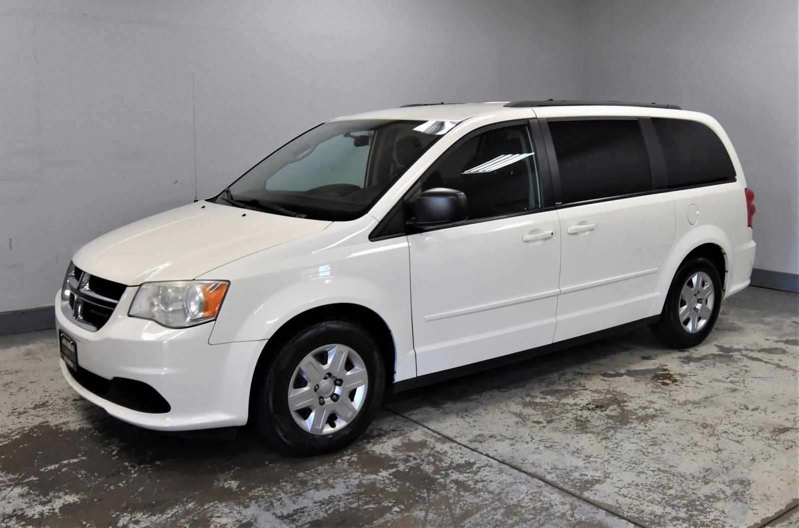 2013 Dodge Grand Caravan Image