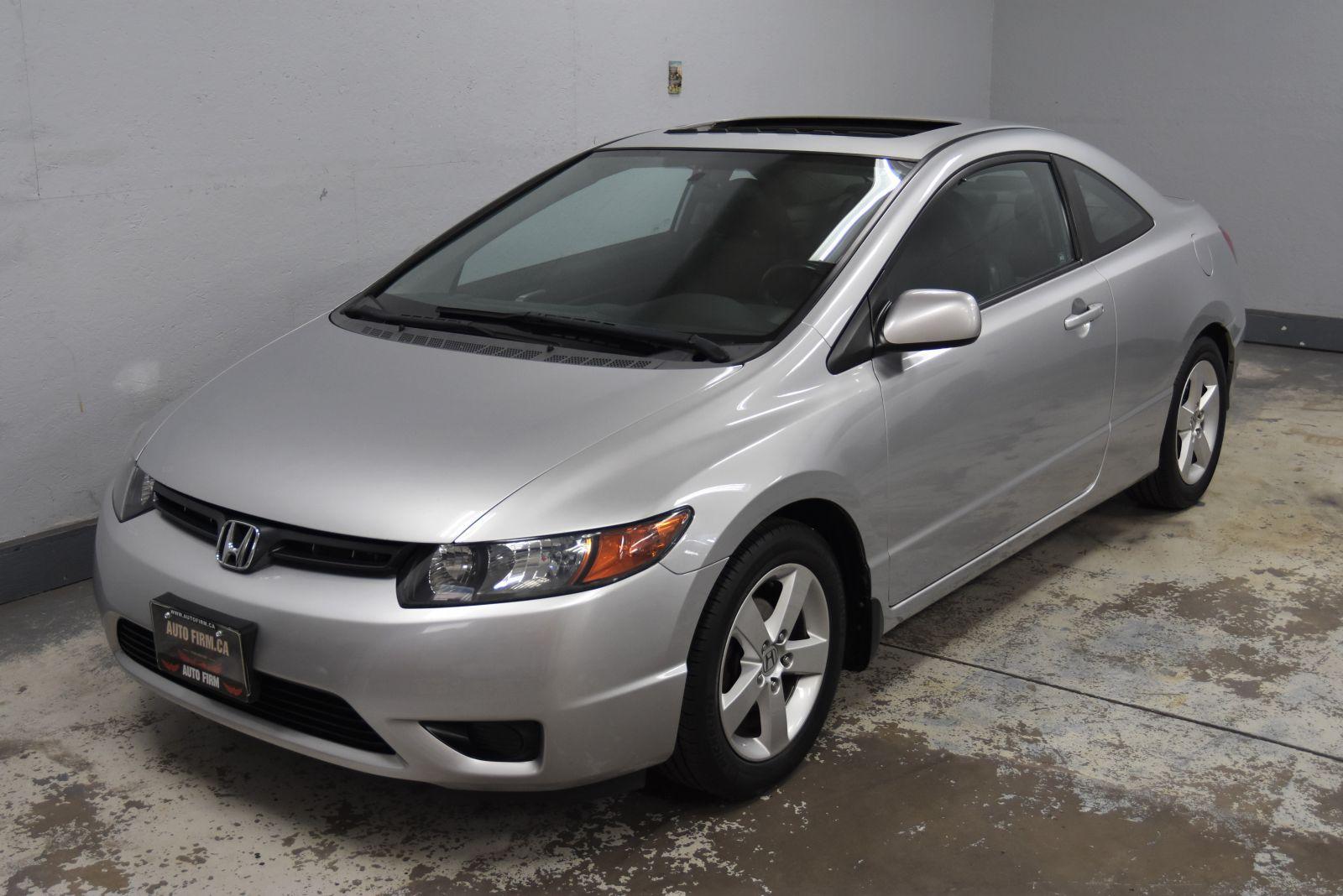 2008 Honda Civic Cpe Image