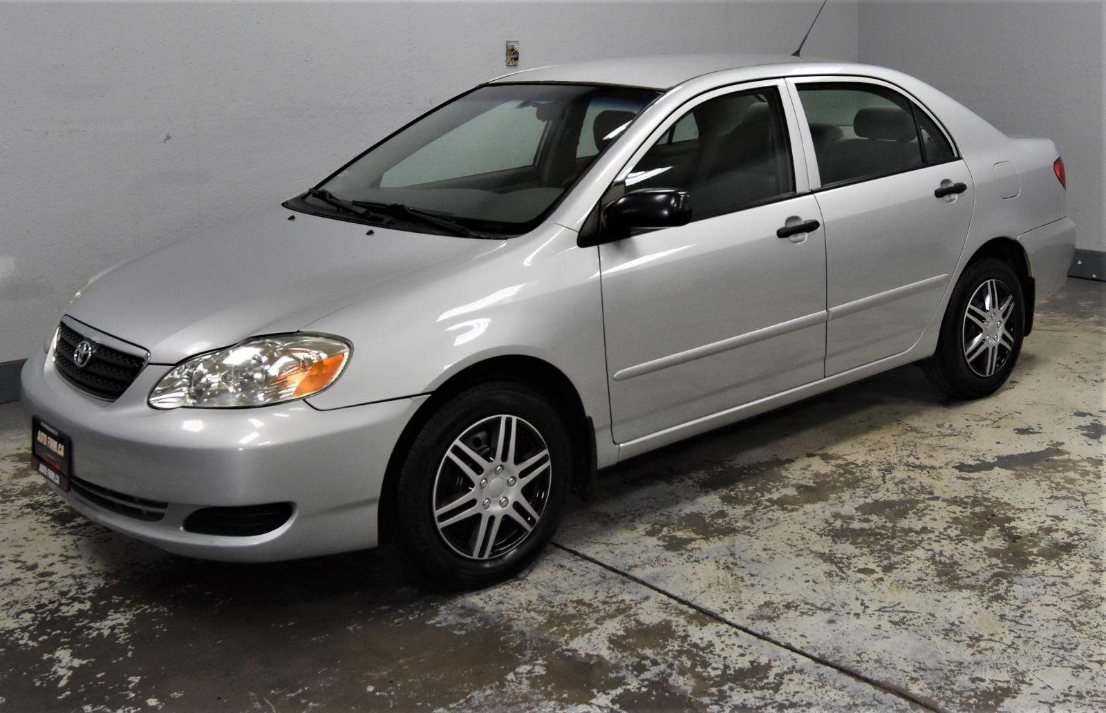 2007 Toyota Corolla Image