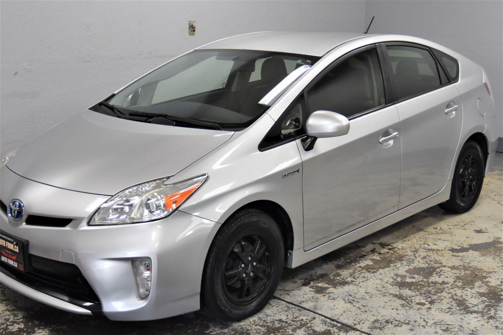2014 Toyota Prius Image