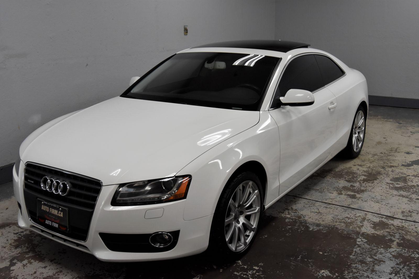 2010 Audi A5 Image
