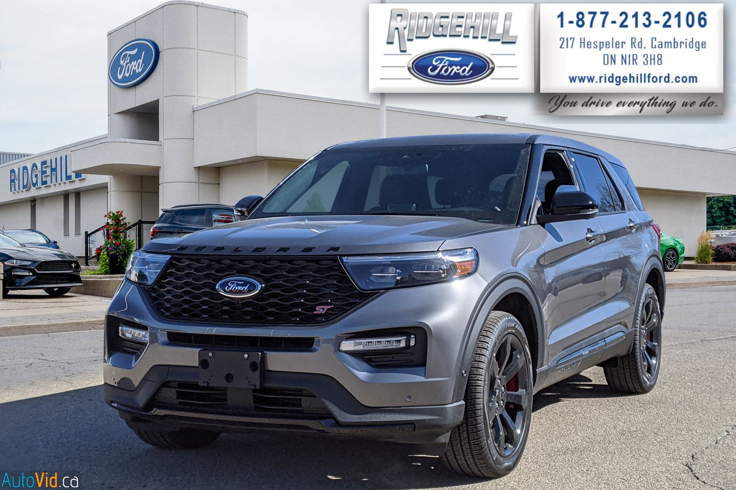 2021 Ford Explorer Image