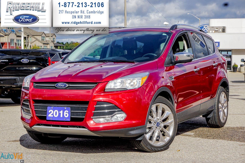 2016 Ford Escape Image