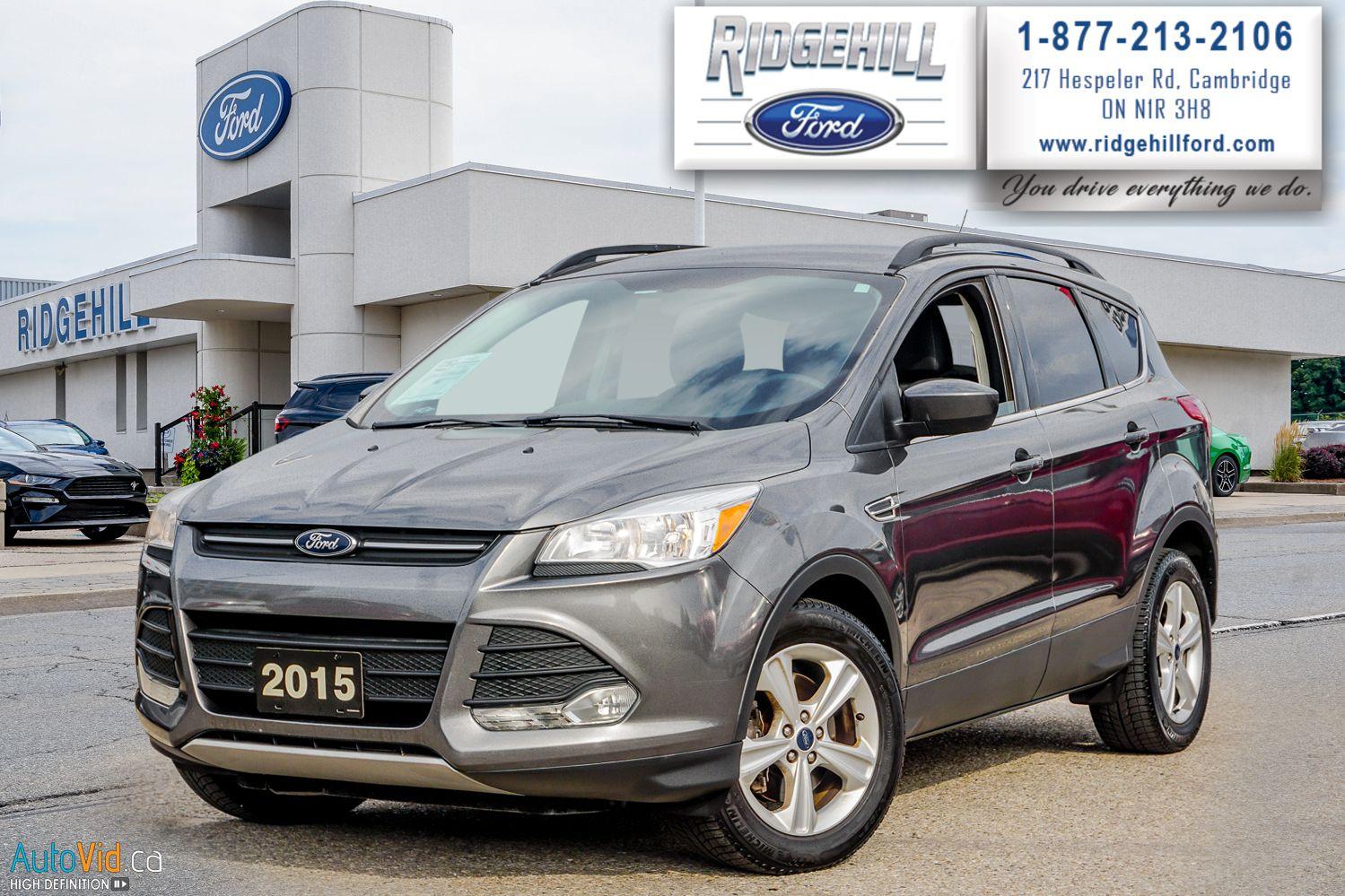 2015 Ford Escape Image