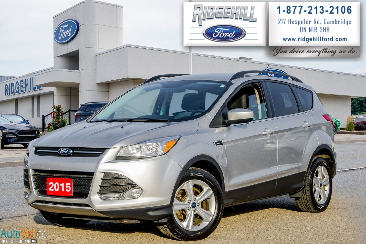 2015 Ford Escape Image