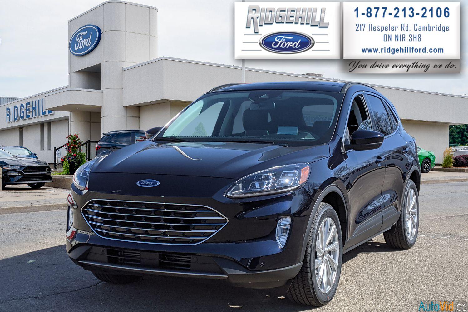 2021 Ford Escape Image
