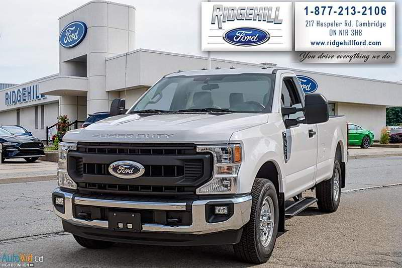 2020 Ford Super Duty F-250 SRW Image