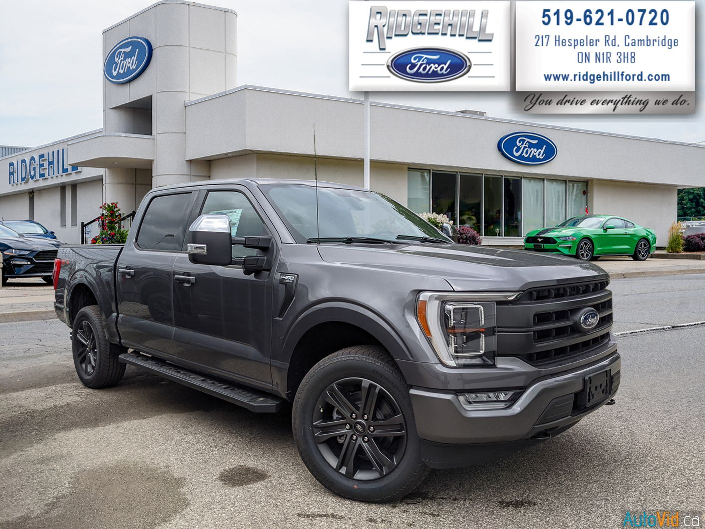 2021 Ford F-150