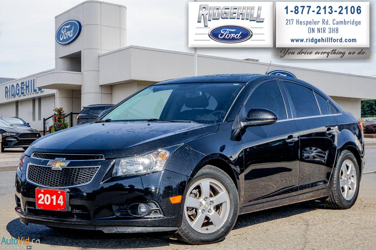 2014 Chevrolet Cruze Image