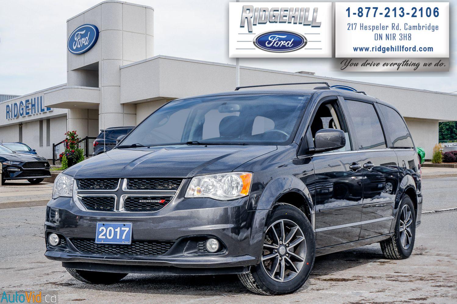 2017 Dodge Grand Caravan Image