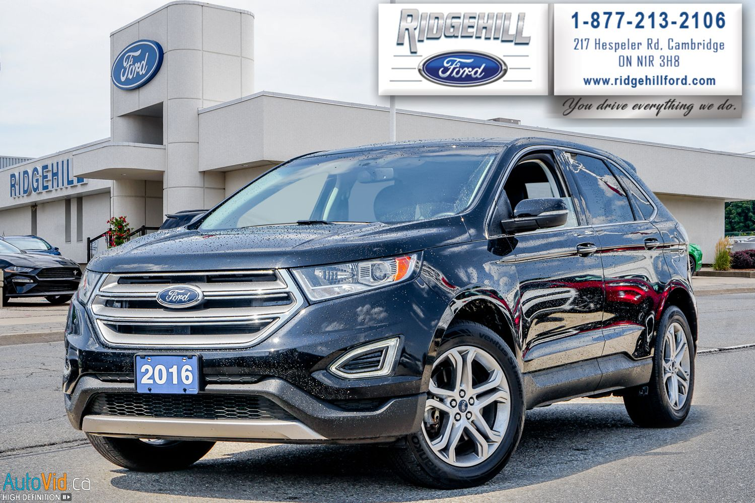2016 Ford Edge Image