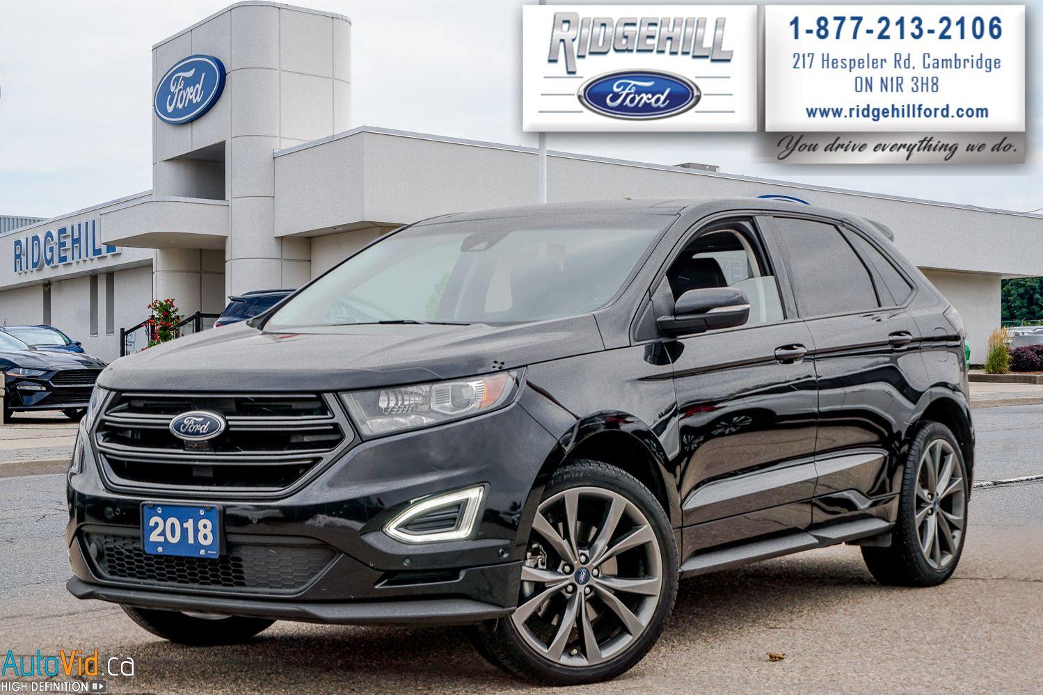 2018 Ford Edge Image