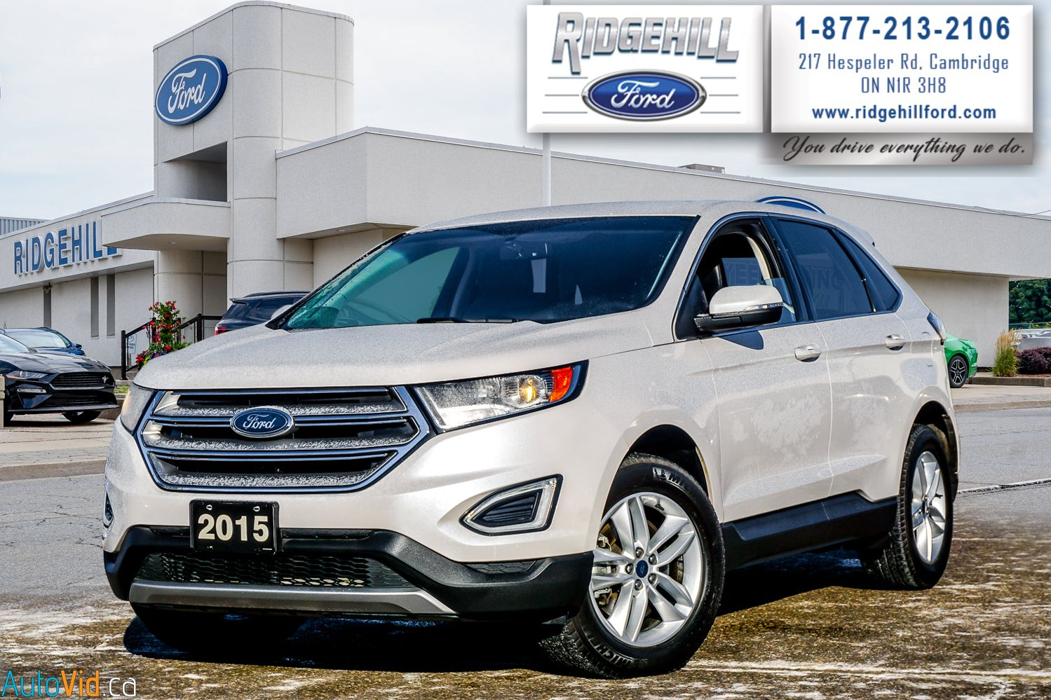 2015 Ford Edge Image