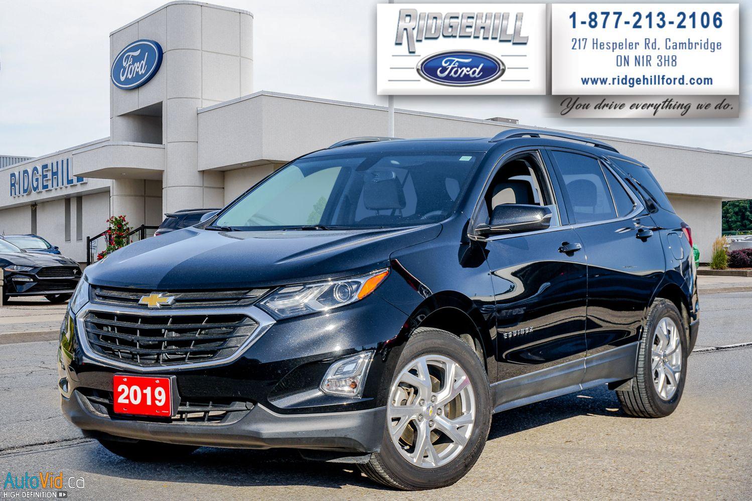 2019 Chevrolet Equinox Image