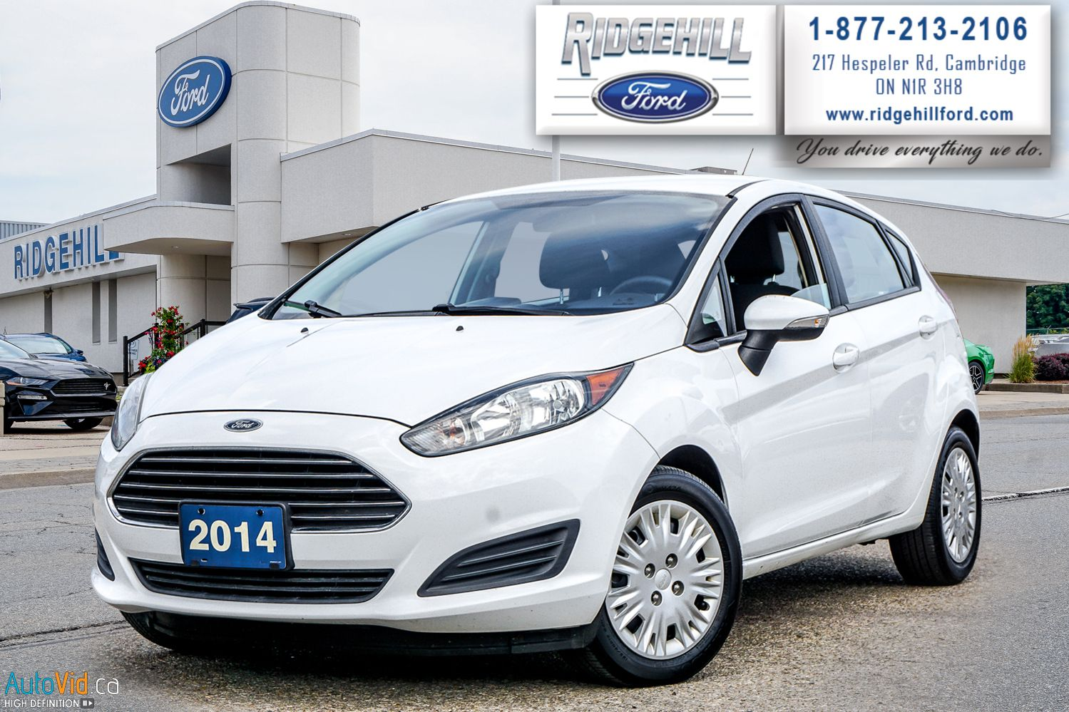 2014 Ford Fiesta Image