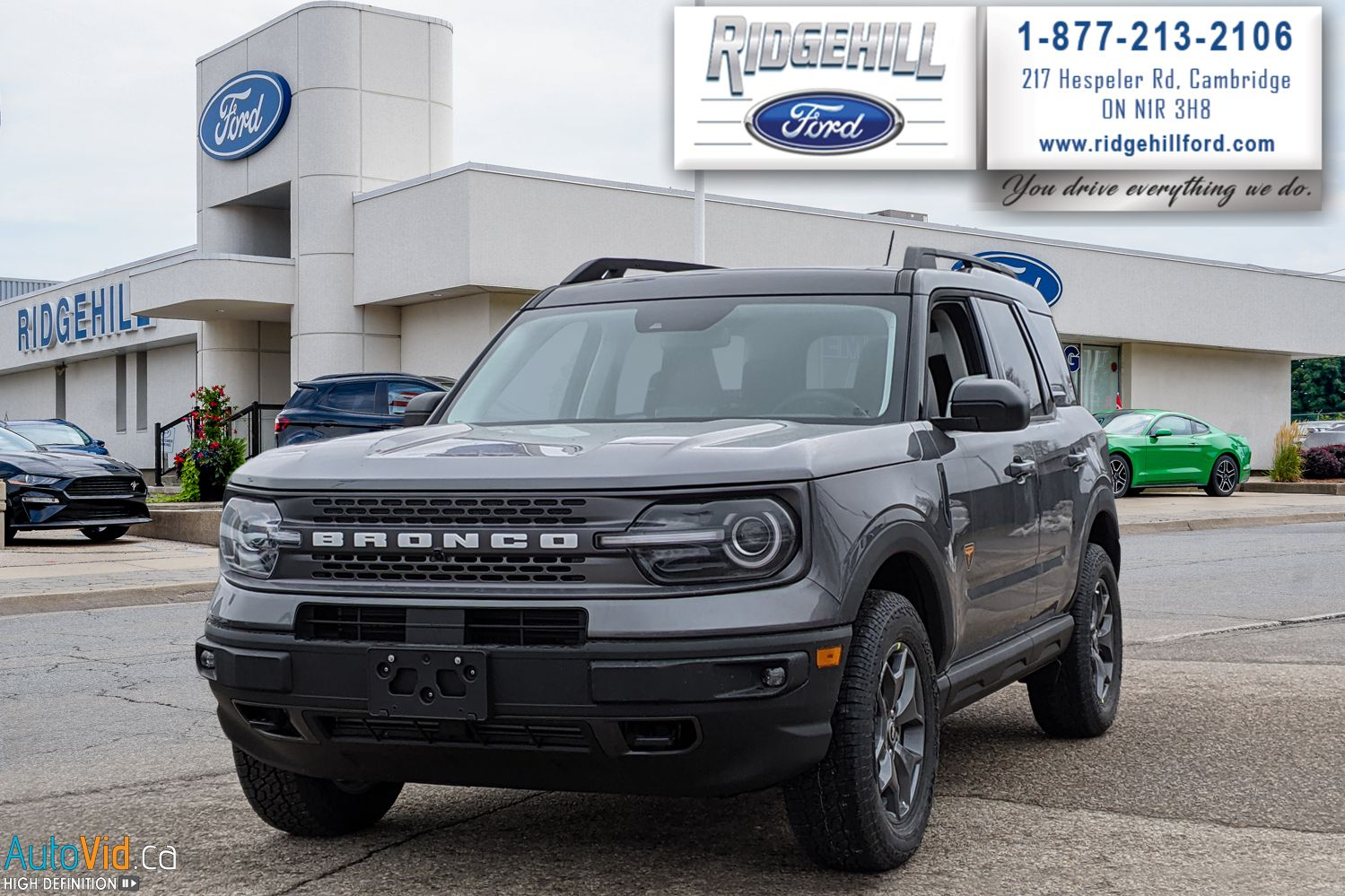 2021 Ford Bronco Sport Image