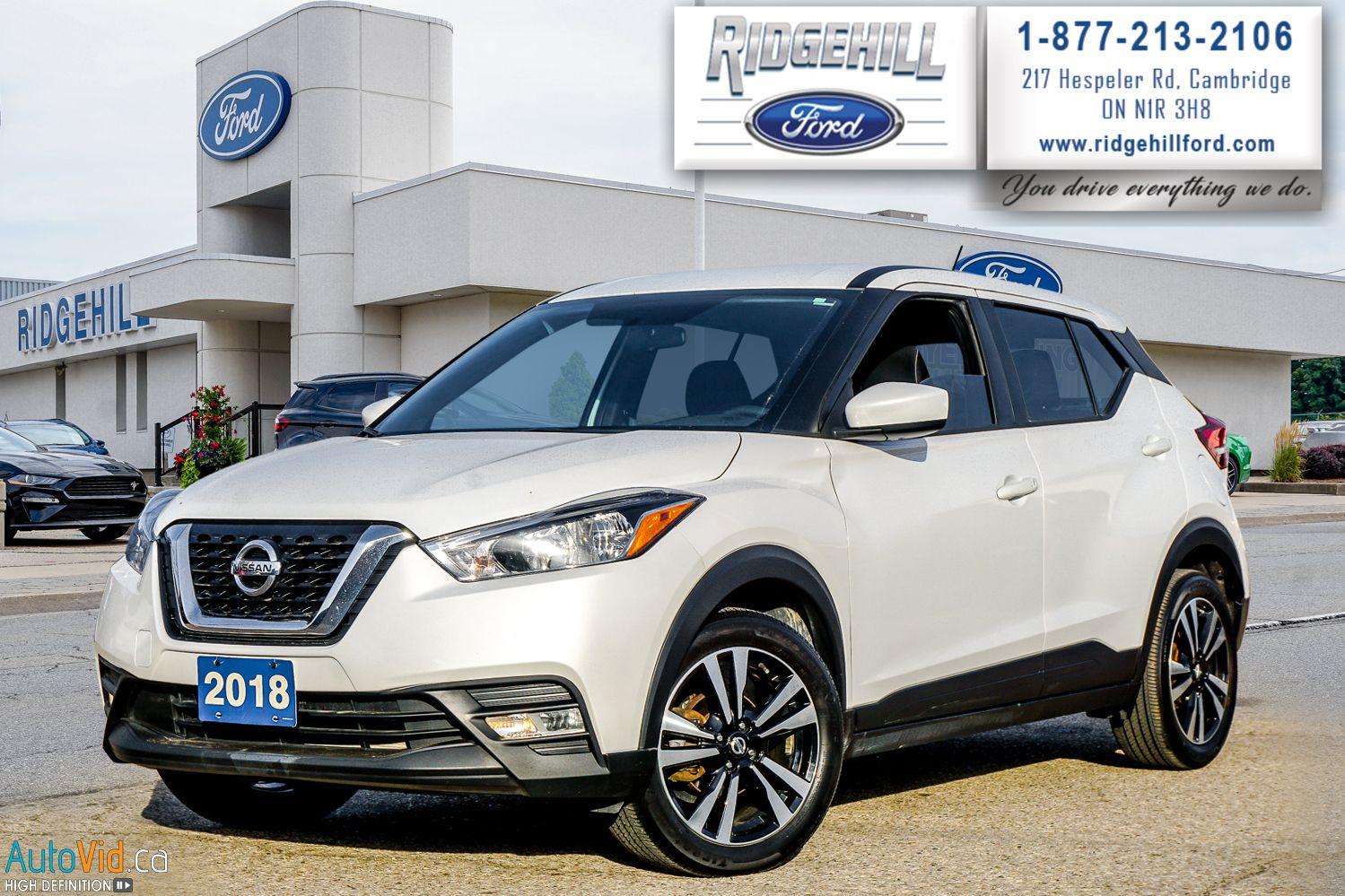 2018 Nissan Kicks Image
