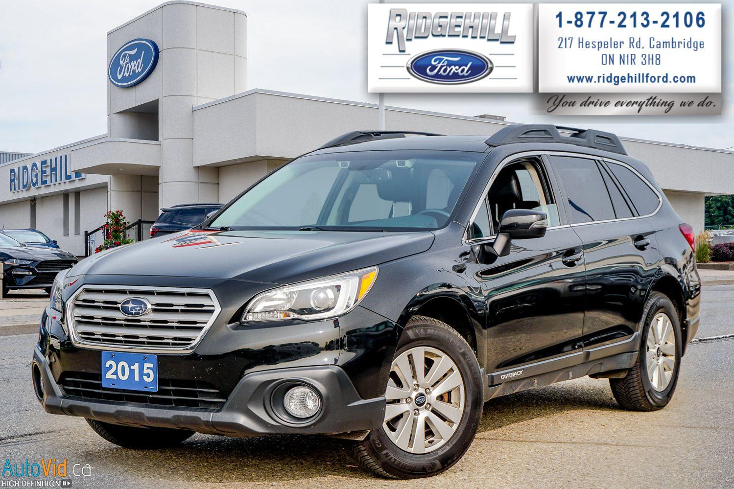 2015 Subaru Outback Image