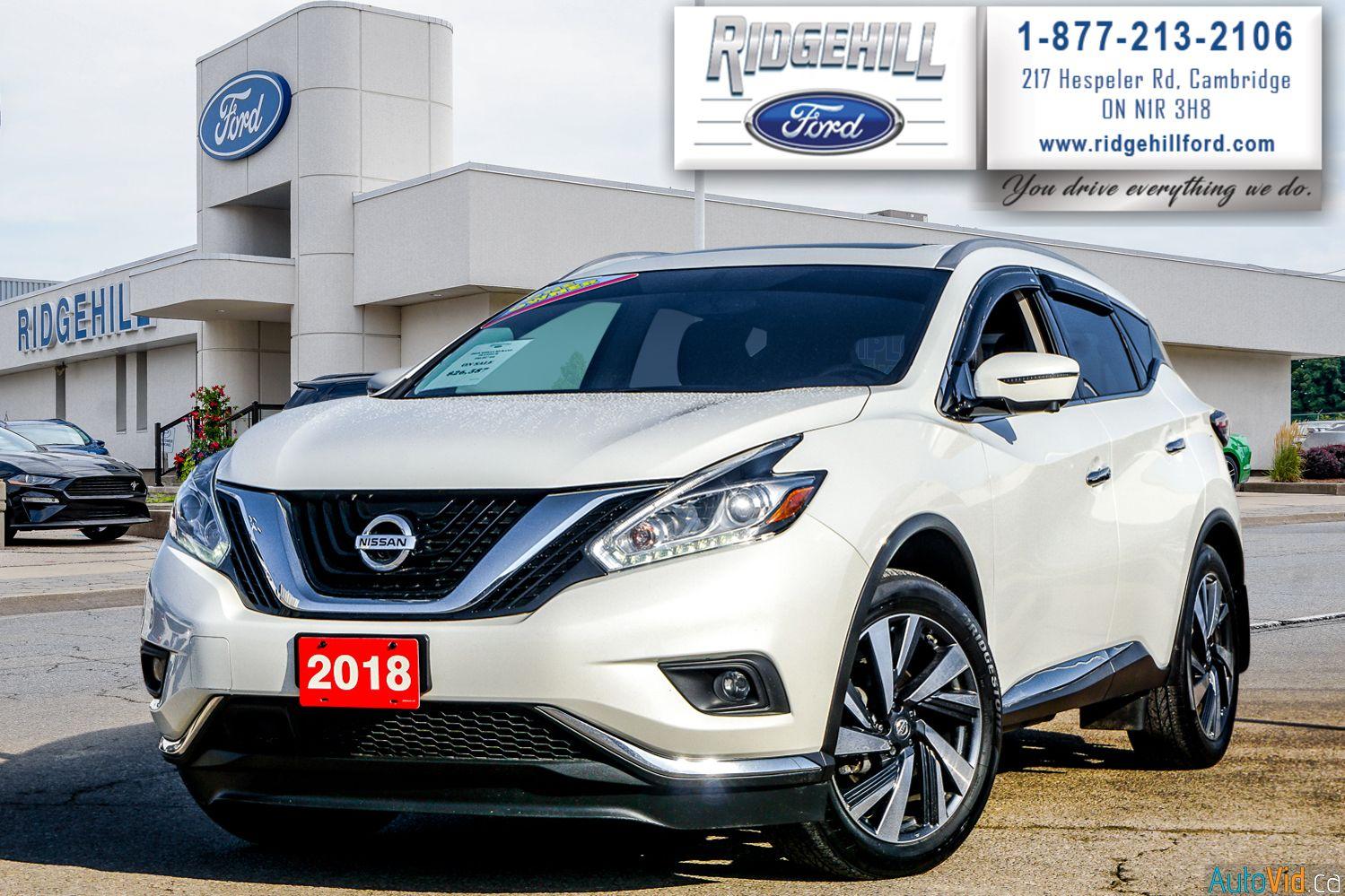 2018 Nissan Murano Image