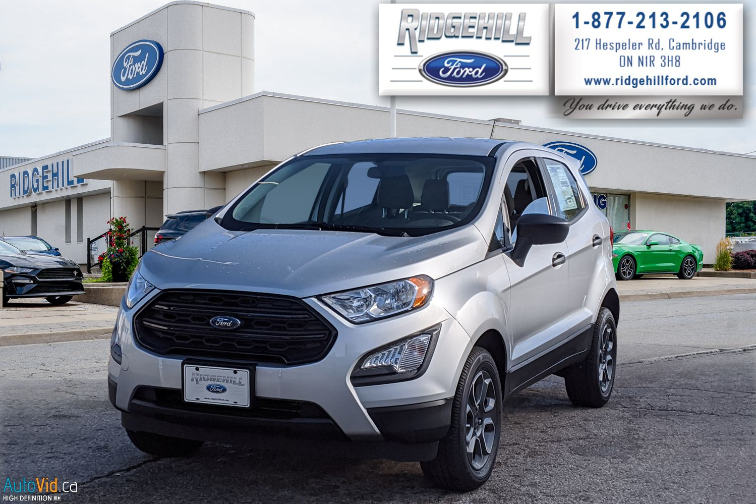 2020 Ford EcoSport Image