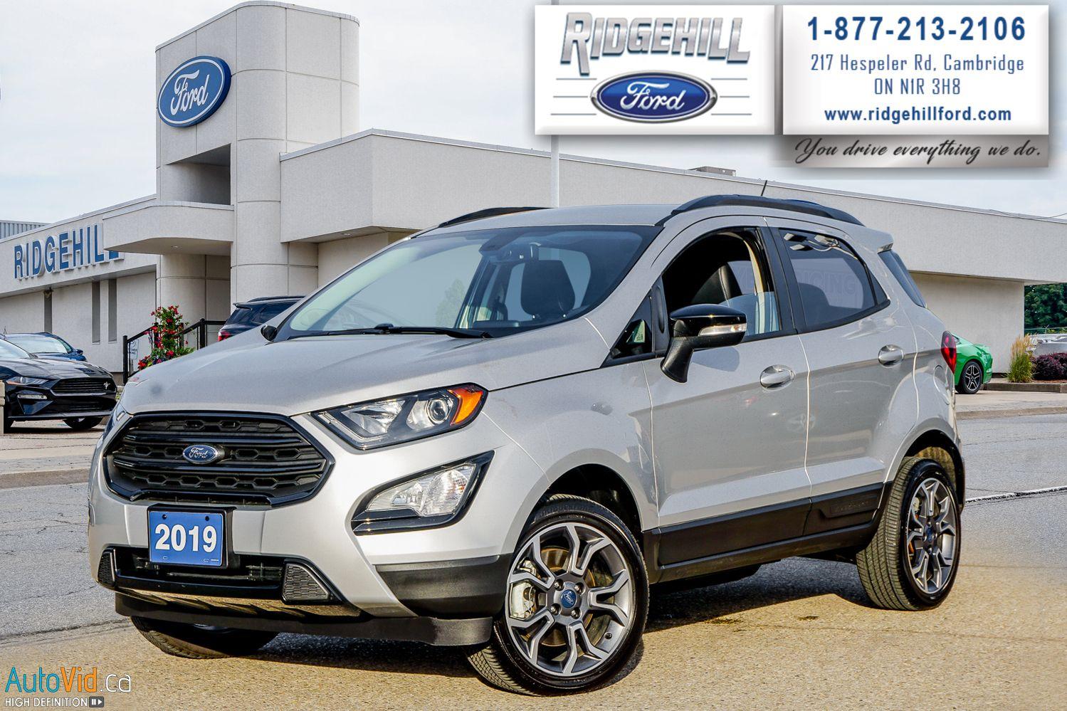 2019 Ford EcoSport Image