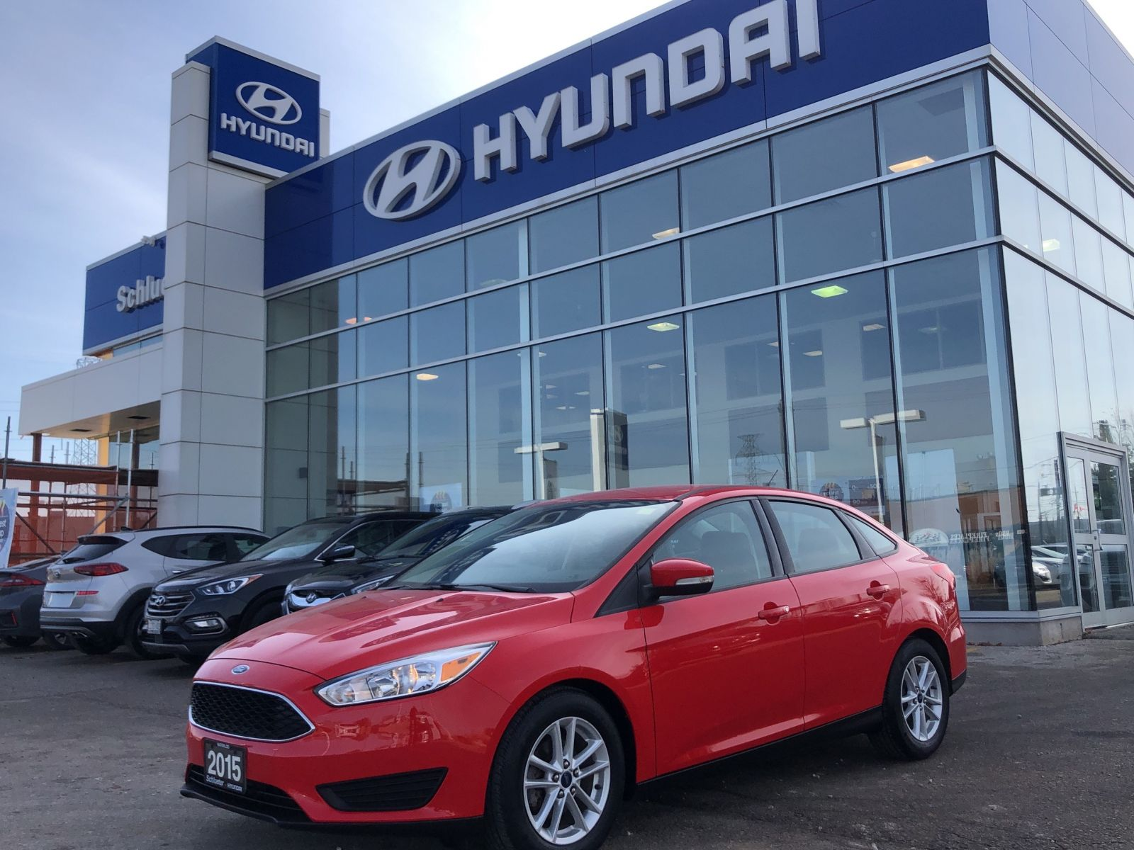 2015 Ford Focus Image