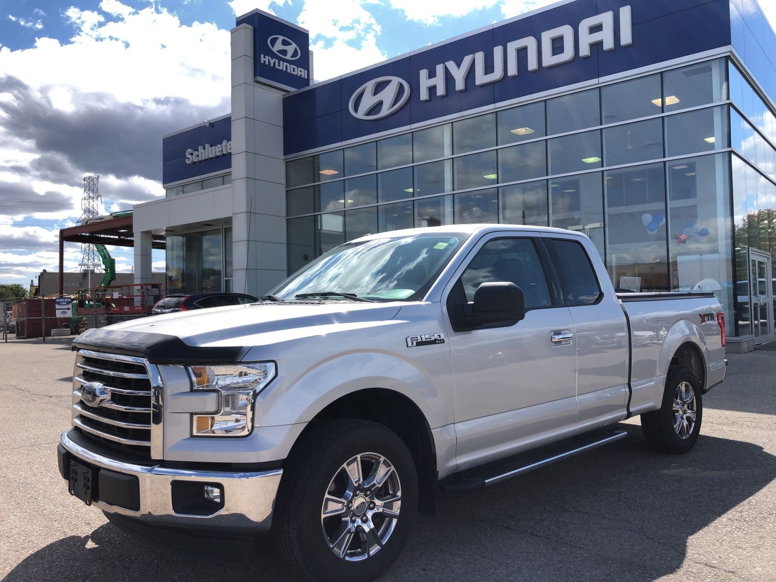 2015 Ford F-150 Image