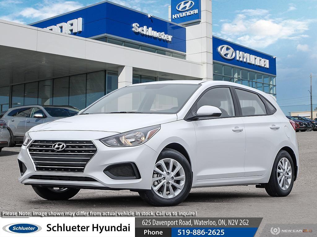 2020 Hyundai Accent Image