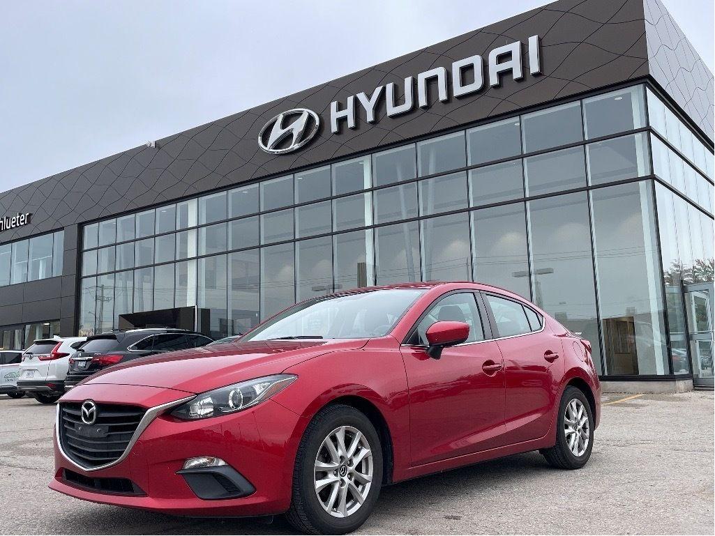 2016 Mazda Mazda3 Image