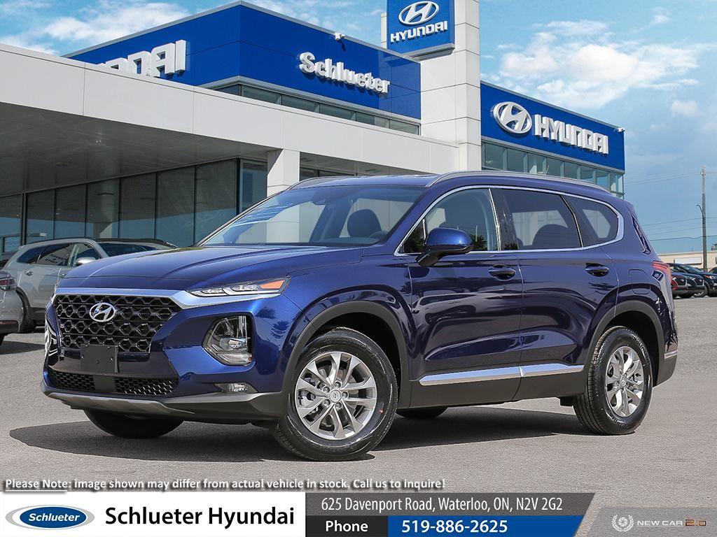 2020 Hyundai Santa Fe Image