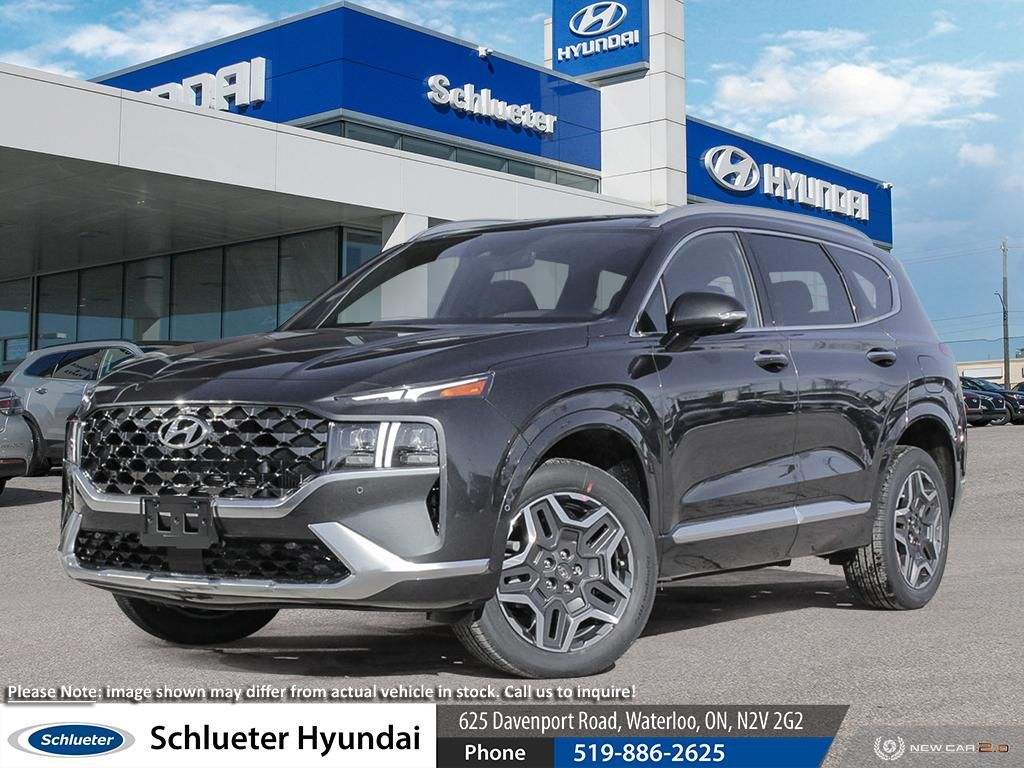 2022 Hyundai Santa Fe Image