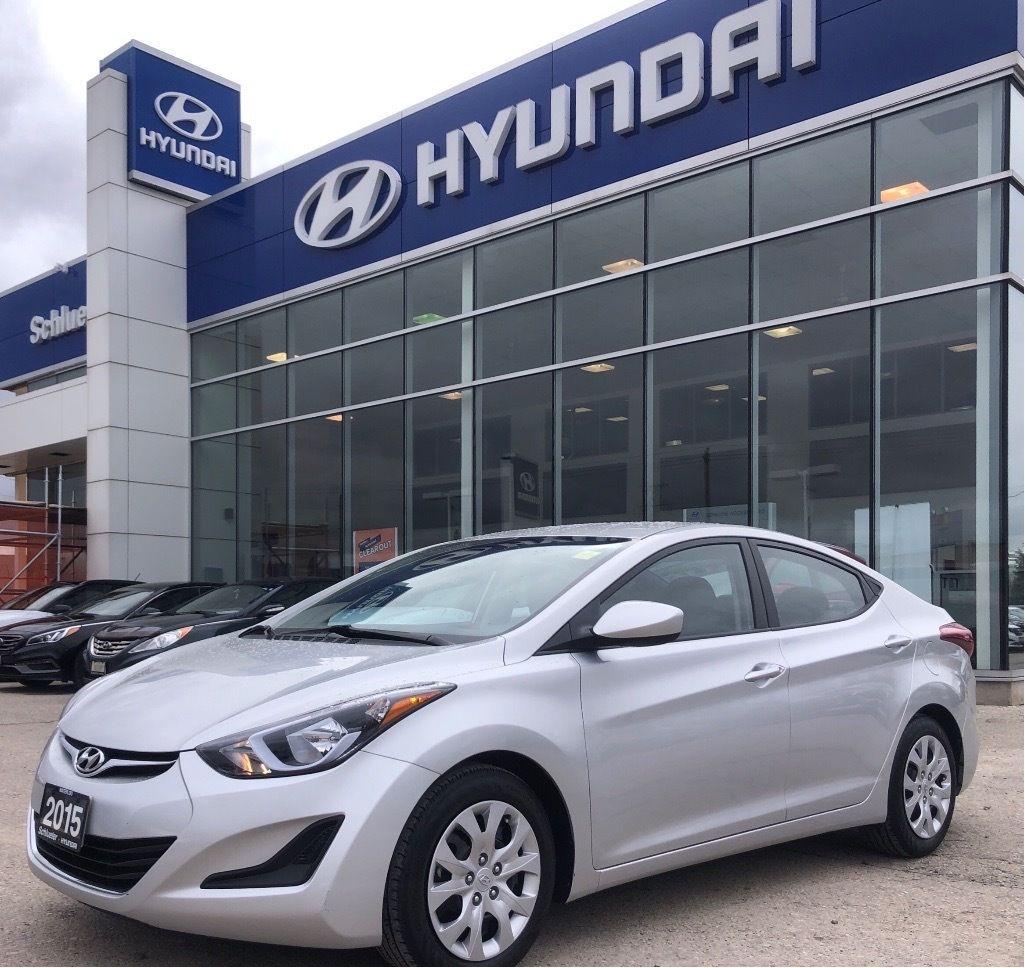 2015 Hyundai Elantra Image