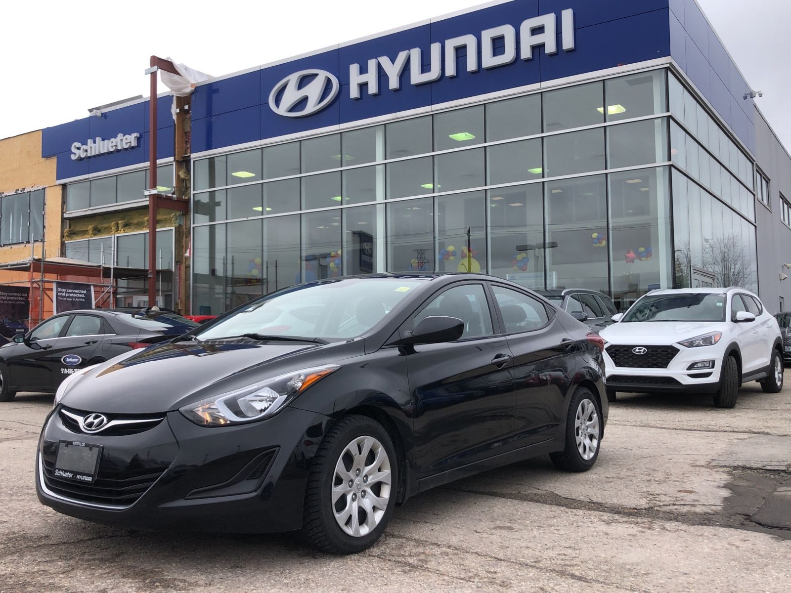 2016 Hyundai Elantra Image