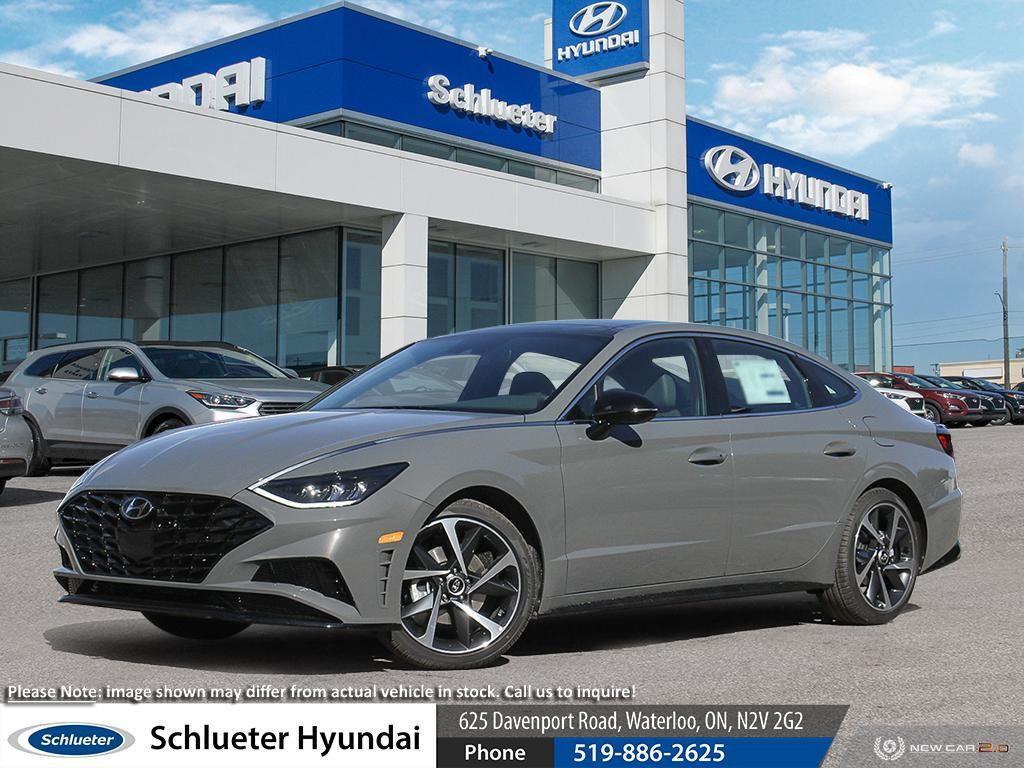 2022 Hyundai Sonata Image