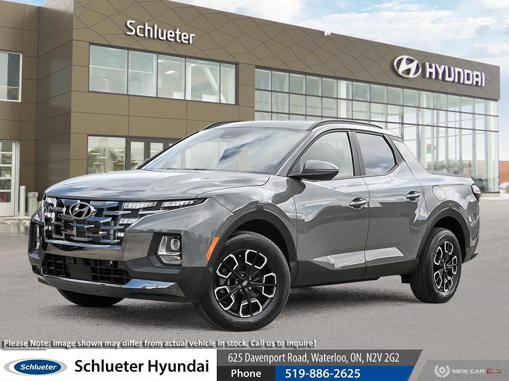 2022 Hyundai Santa Cruz Image