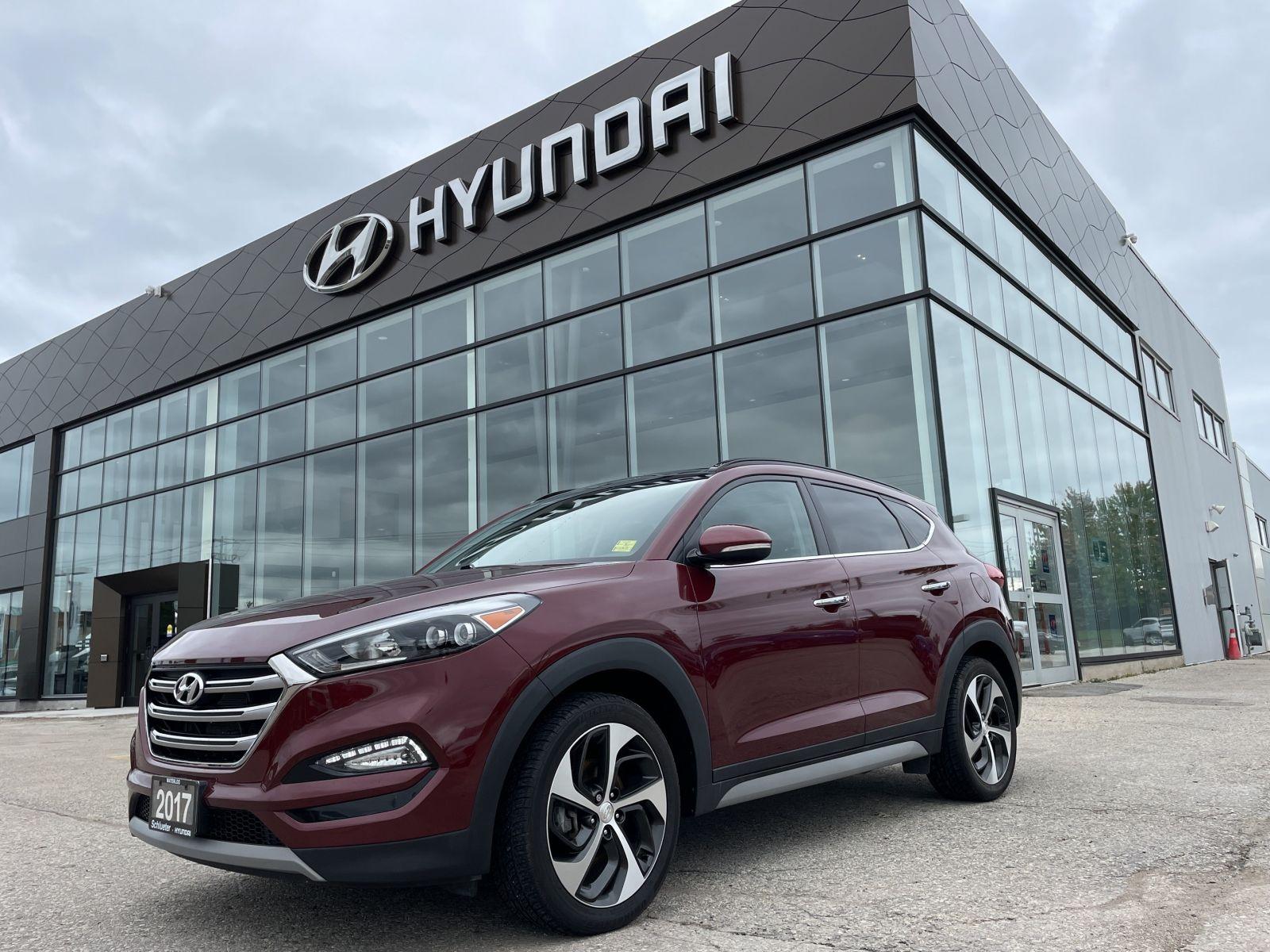 2017 Hyundai Tucson Image