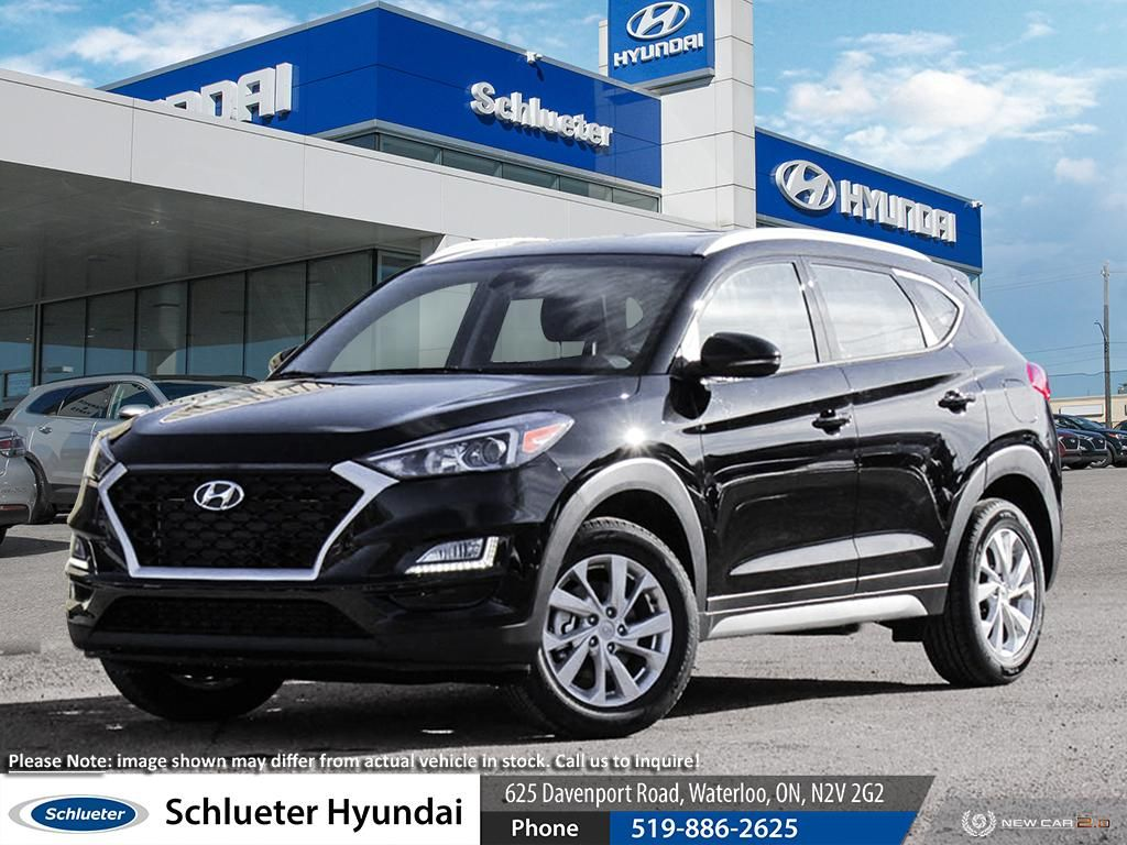 2019 Hyundai Tucson Image