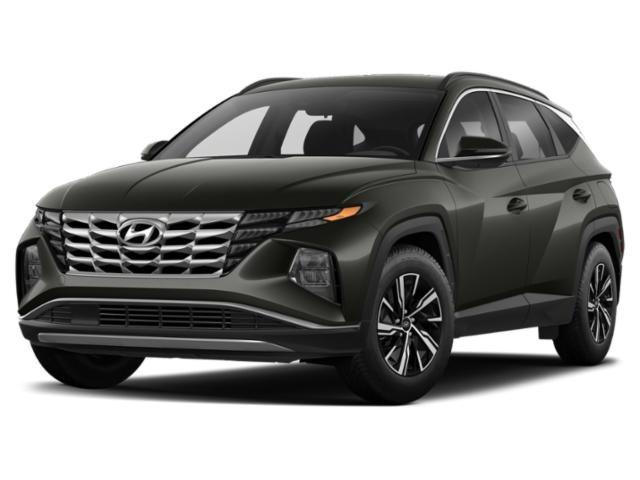 2022 Hyundai Tucson Hybrid Image