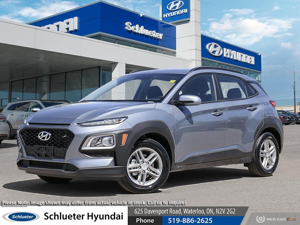 2020 Hyundai Kona Image