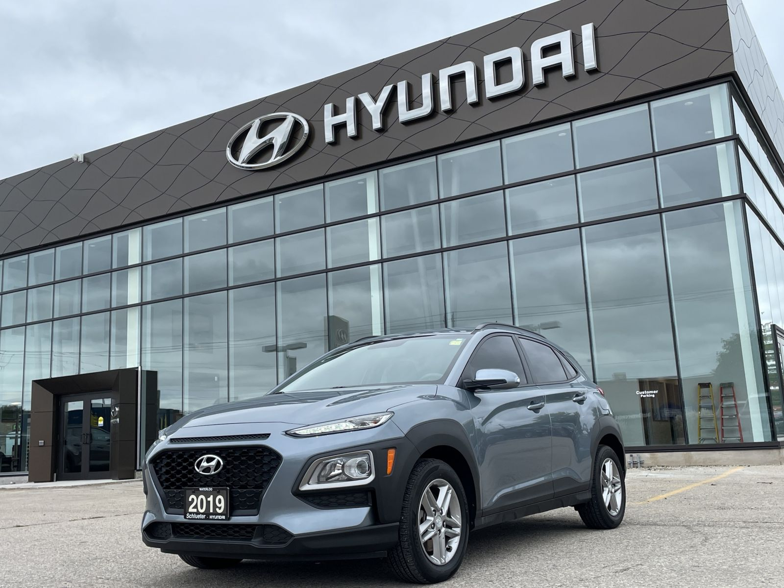 2019 Hyundai Kona Image